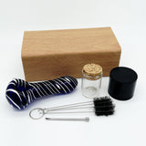 Glass Pipe Carrying Kit