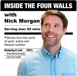 Inside the Four Walls with Nick Morgan