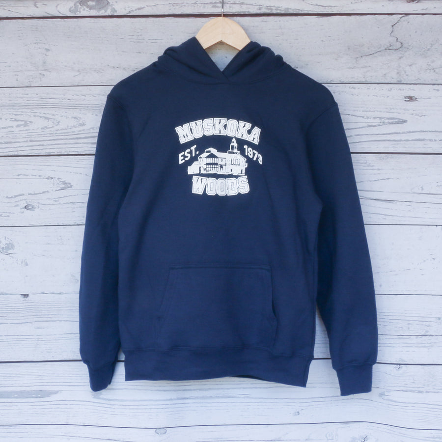 Youth Boathouse Hoodie
