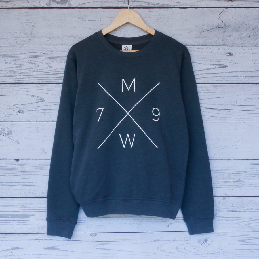 MW 79 Cross Crewneck