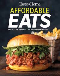Tast of Home: Afforable Eats