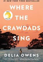Where the Crawdaads Sing- Delia Owens