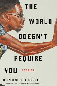 The World Doesn't Require You- Stories Rion Amilcar Scott