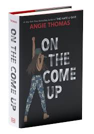 On the come up-Author Angie Thomas