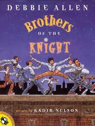 Brother's of the Knight- Debbie Allen