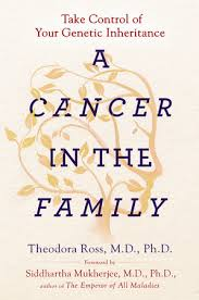 A Cancer in the Family- Theodora Ross, M.D. , Ph.D.