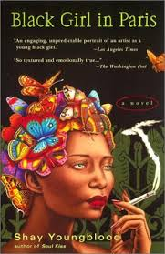 Black Girl in Paris- Author Shay Youngblood