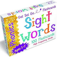 Load image into Gallery viewer, Get Set Go Phonics Flashcards: Sight Words