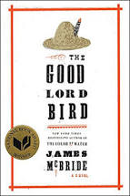 The Good Lord Bird- James McBride