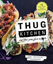 Thug kitchen-eat like you give a f*ck