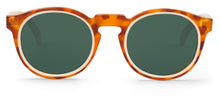 Load image into Gallery viewer, CIRCULAR CREAM/LEO TORTOISE JORDAAN WITH CLASSICAL LENSES Mr Boho