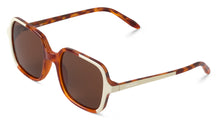 Load image into Gallery viewer, CREAM/LEO TORTOISE  BELLEVILLE W/ CLASSICAL LENSES mr boho