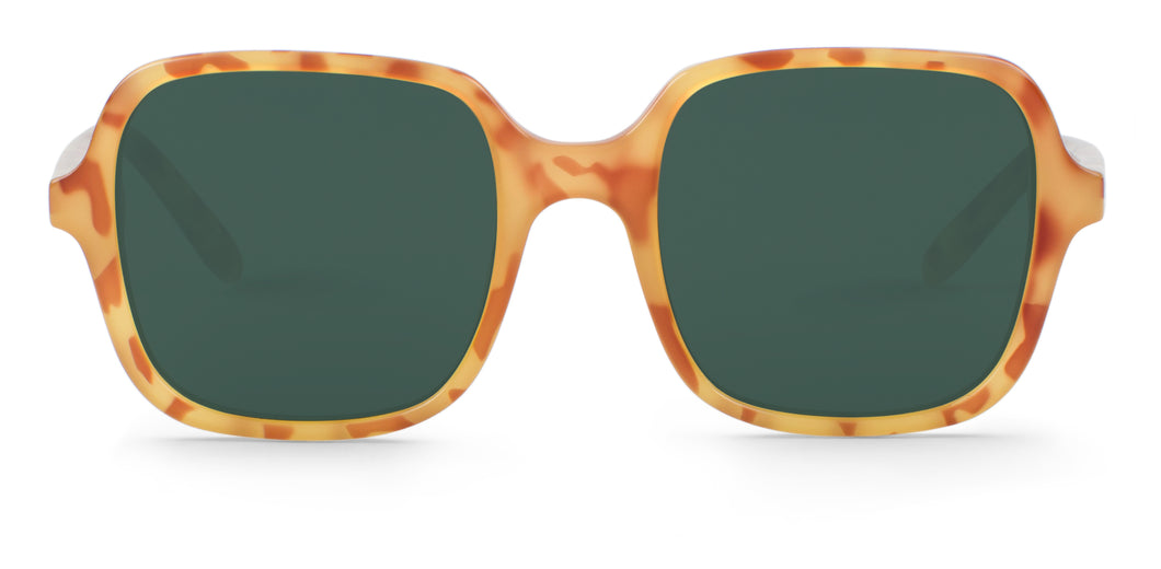 CARAMEL BELLEVILLE WITH CLASSIC LENSES Mr Boho