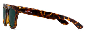 CHEETAH TORTOISE LETRAS W/ CLASSICAL LENSES Mr Boho