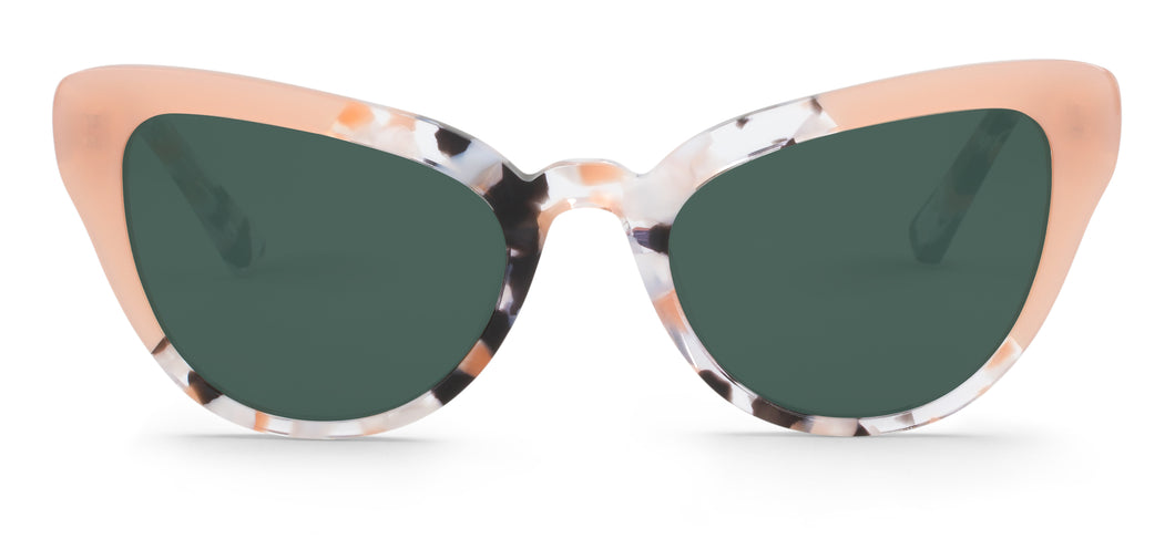 POWDER/BLOOM VESTERBRO W/ CLASSICAL LENSES Mr Boho