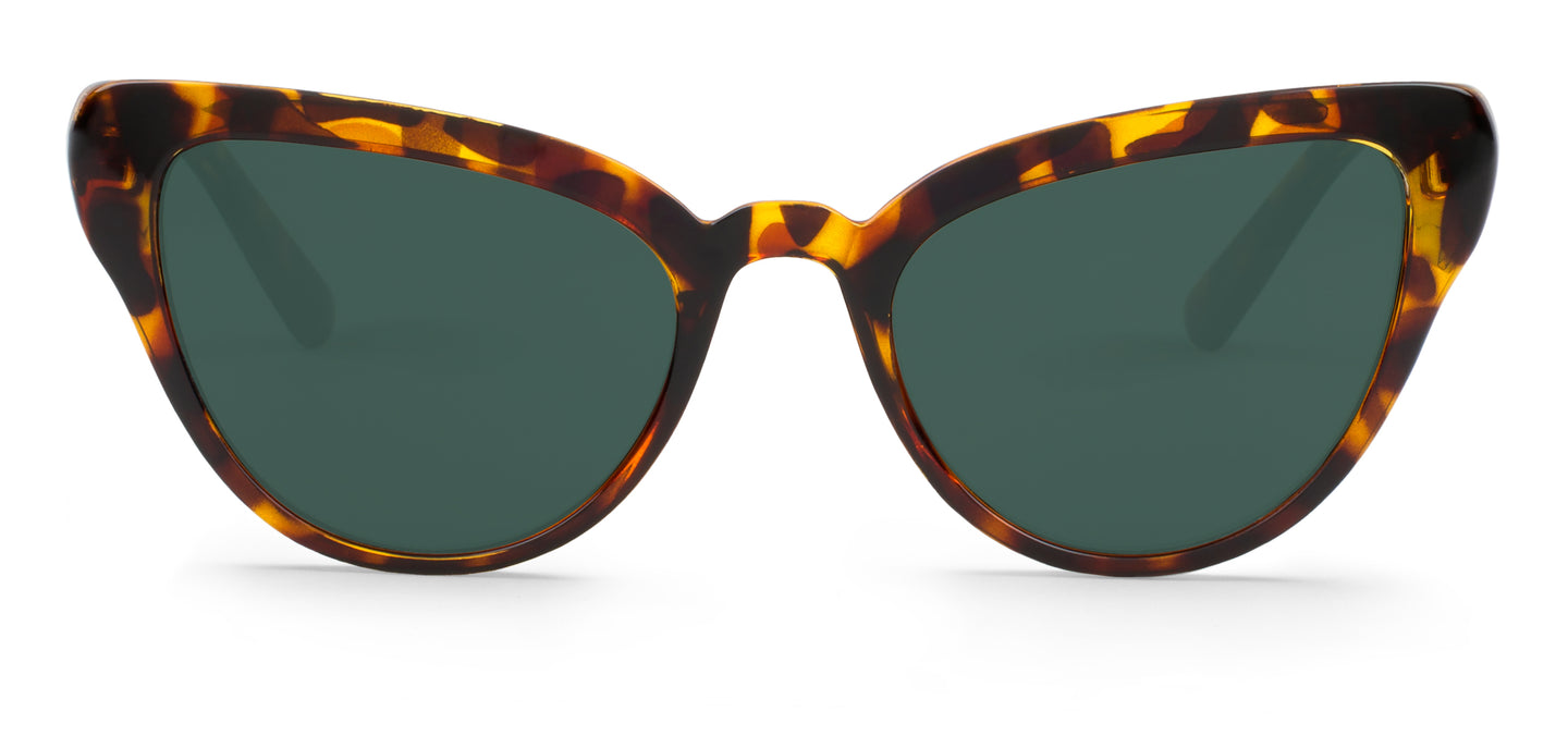 CHEETAH TORTOISE VESTERBRO W/ CLASSICAL LENSES Mr Boho