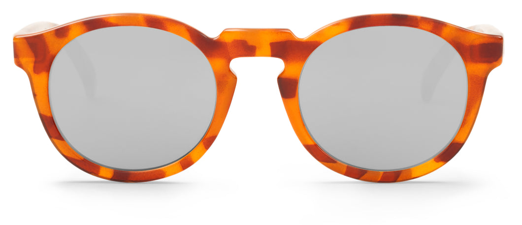 LEO TORTOISE JORDAAN WITH SILVER LENSES Mr Boho