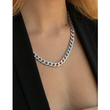 Load image into Gallery viewer, asola silver chain necklace