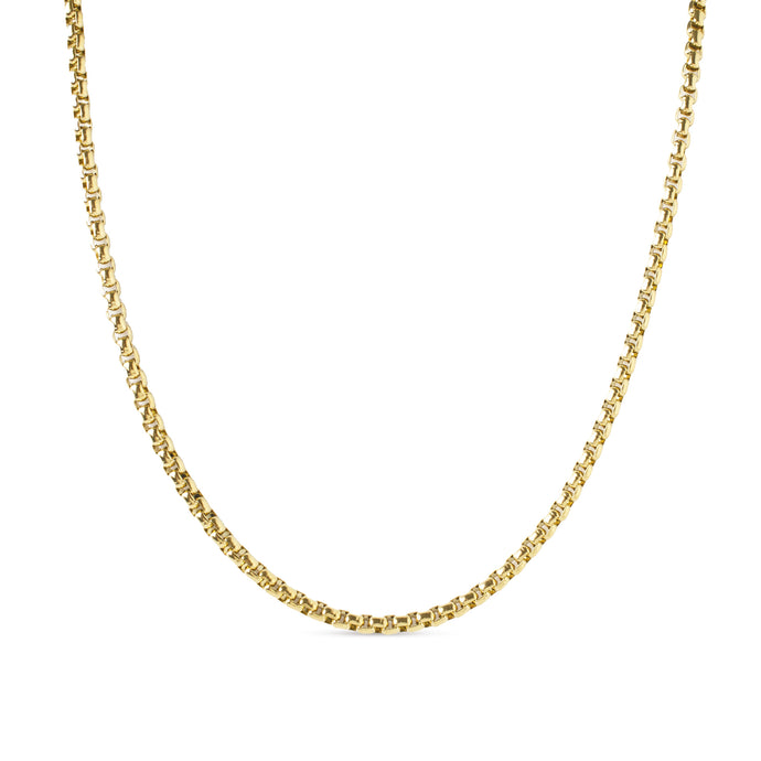 bar chain necklace