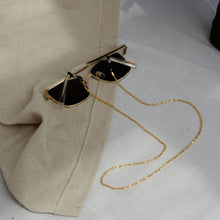 Load image into Gallery viewer, gold eyewear chain