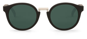 MATTE BLACK FITZROY WITH CLASSICAL LENSES Mr Boho
