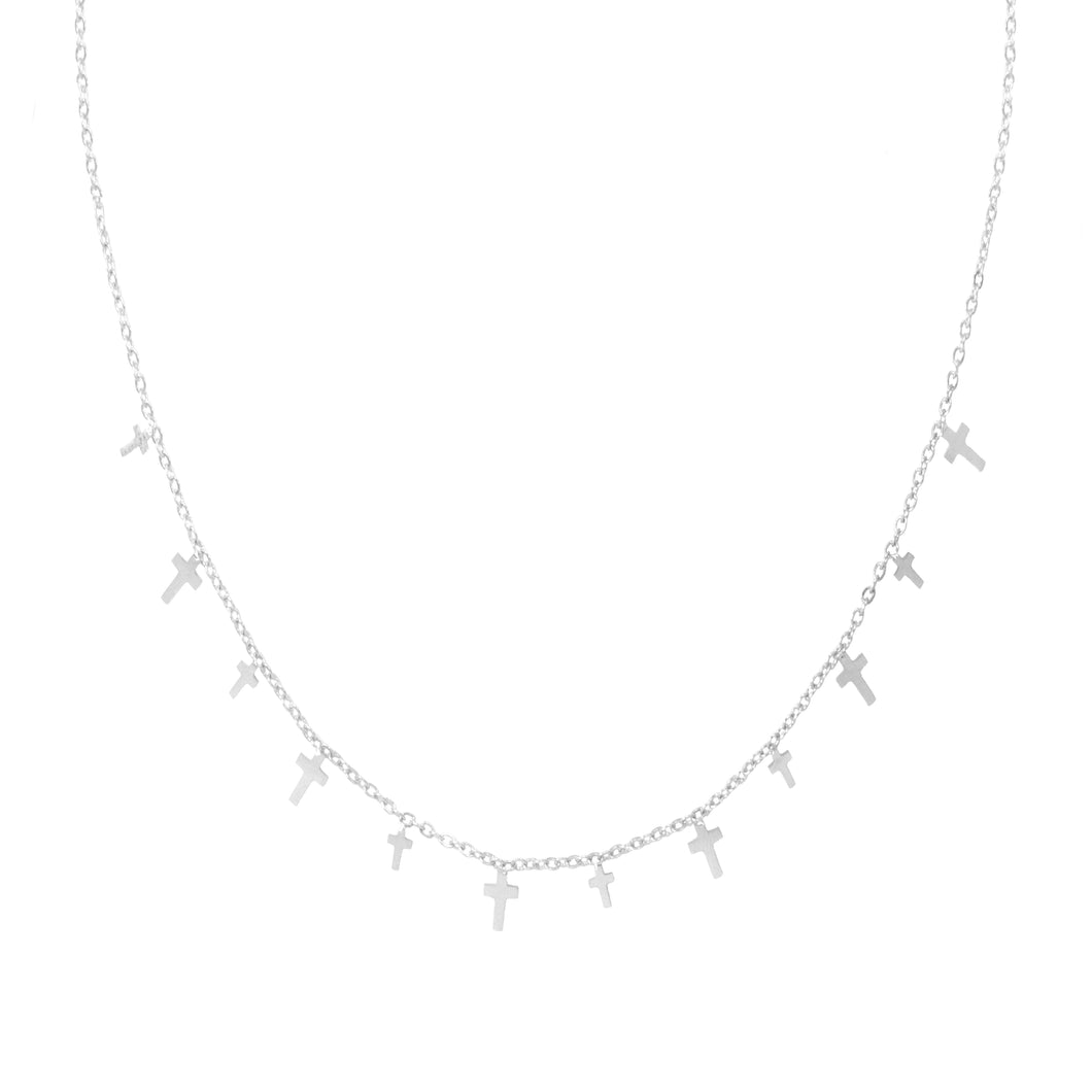 jamay silver necklace
