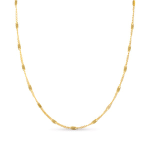 idaho chain necklace