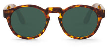 Load image into Gallery viewer, CHEETAH TORTOISE FOLDABLE JORDAAN WITH CLASSICAL LENSES Mr Boho
