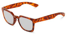Load image into Gallery viewer, LEO TORTOISE SALESAS WITH SILVER LENSES Mr Boho