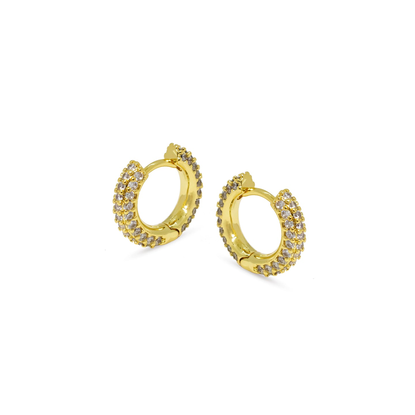 ávila gold hoops