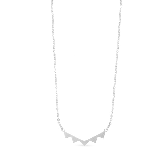 gardena chain necklace silver