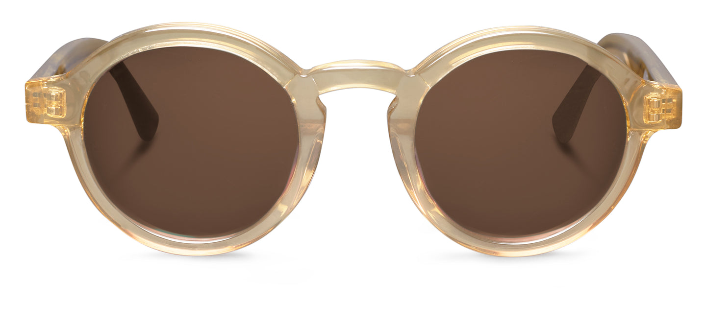 CHAMPAGNE DALSTON WITH CLASSICAL LENSES mr boho