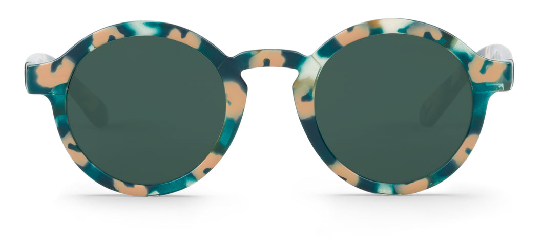 GREEN ANIMALIA DALSTON W/ CLASSICAL LENSES Mr Boho