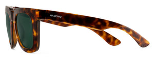 CHEETAH TORTOISE MELROSE WITH CLASSIC LENSES Mr Boho
