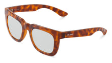 Load image into Gallery viewer, CHEETAH TORTOISE MELROSE WITH SILVER LENSES Mr Boho