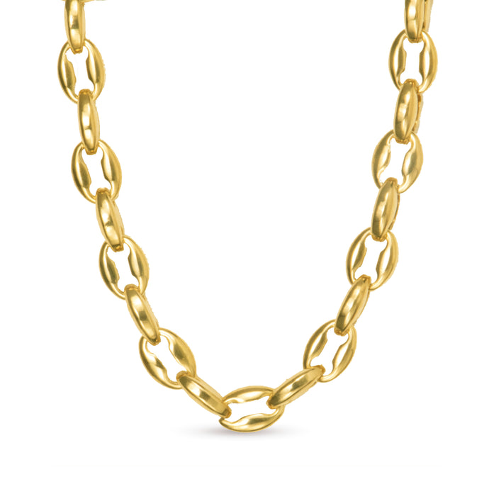 akaska chain necklace