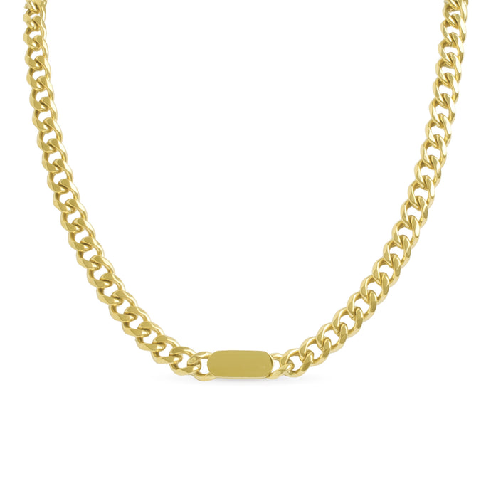 latina chain necklace