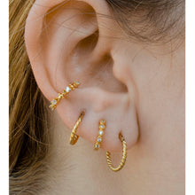 Load image into Gallery viewer, yulin ear cuff earring