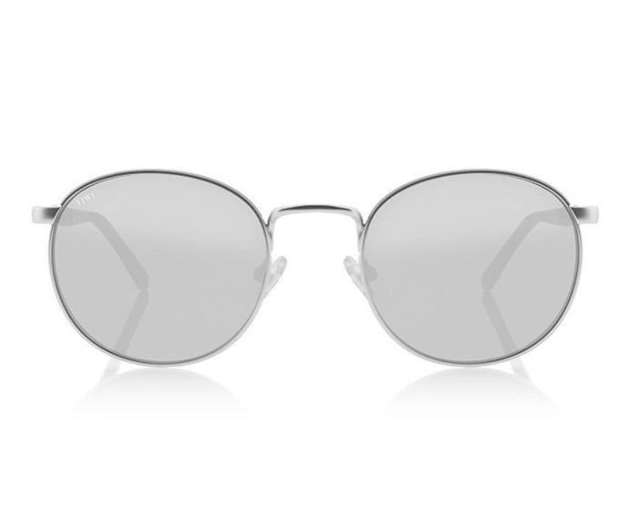 TIWI ERIS SILVER WITH MIRRORED SILVER LENSES