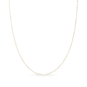 sooke necklace white