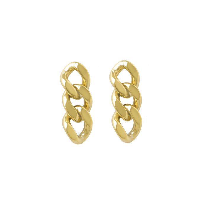 dea chain earrings