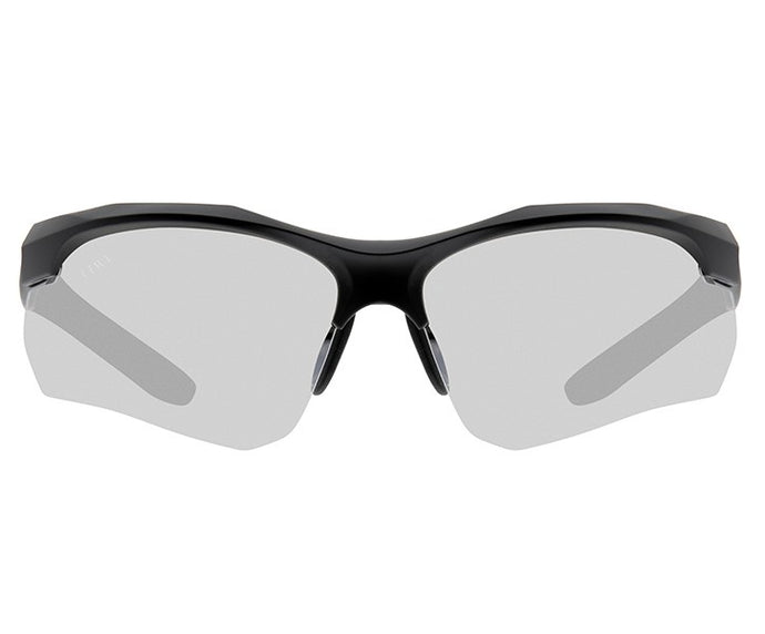 TIWI KLEE BLACK WITH GRADIENT SILVER LENSES