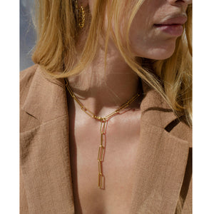 limena chain necklace