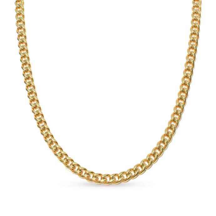 Neda chain necklace