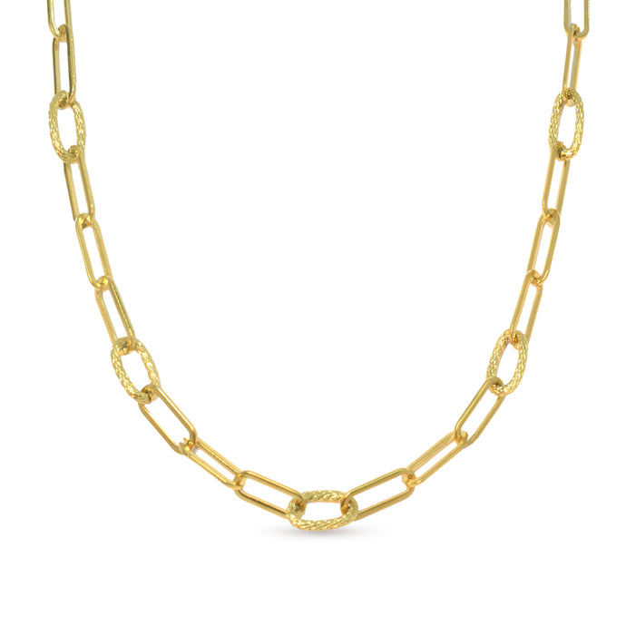 Brieva chain necklace
