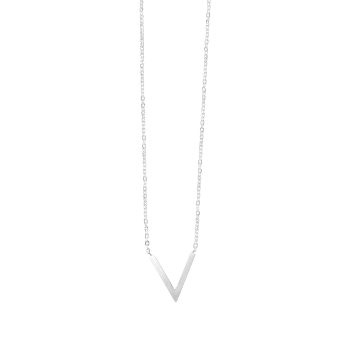 artas silver pendant necklace