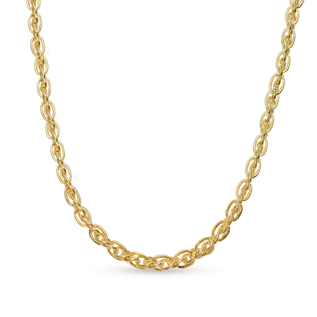 candin chain necklace