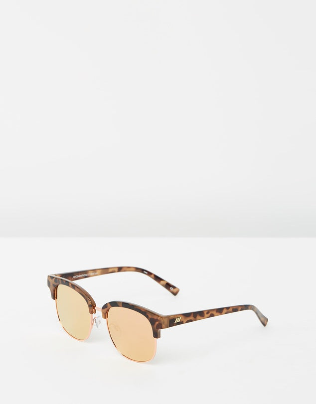 RECOGNITION TORTOISE MIRRORED Le Specs