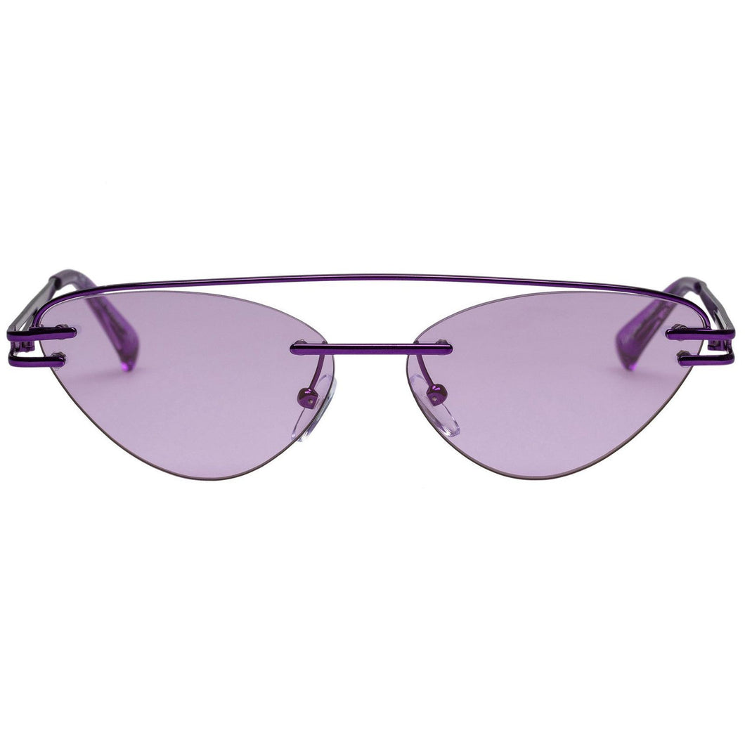 THE COUPE METAL PURPLE Le Specs