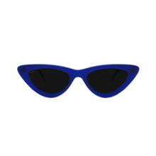 Load image into Gallery viewer, TIWI NIX RUBBER BLUE KLEIN WITH CLASSIC BLACK LENSES